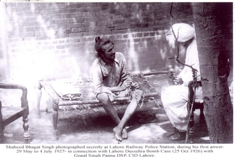 http://karunaadavaani.com/wp-content/uploads/2017/12/Shaheed-Bhagat-Singh-photographed-secretly-at-Lahore-Railway-Police-Station-during-his-first-arrest-29-May-to-4-July-1927-in-connection-with-Lahore-768x513.jpg